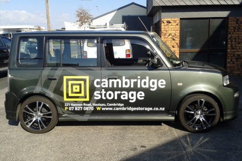 Cambridge Storage