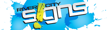 River City Signs Logo