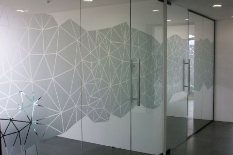 Window Etch Graphics